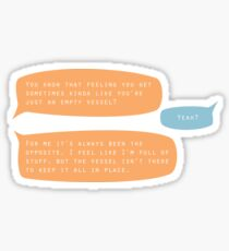 Vessel Sticker