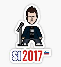 Slovenia 2017 Sticker