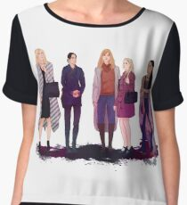 Big Little Lies - Fanart Chiffon Top
