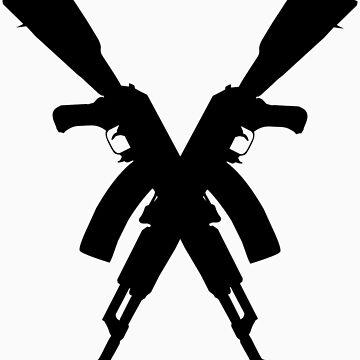 AK47's by Kidestro