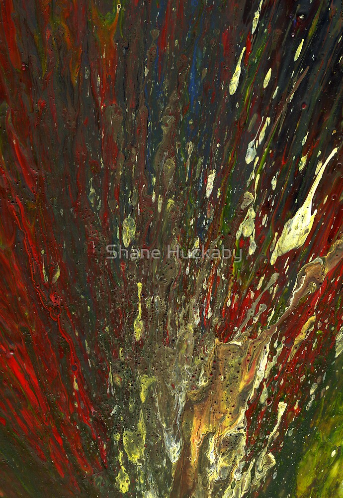 Eruption by Shane Huckaby