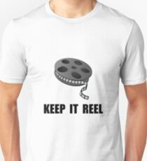 Keep Movie Reel Unisex T-Shirt