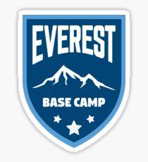 Everest Base Camp Sticker