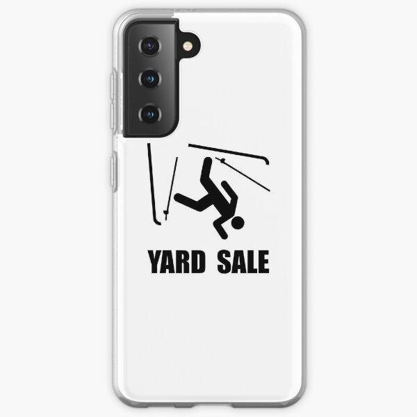 Ski Yard Sale Samsung Galaxy Soft Case