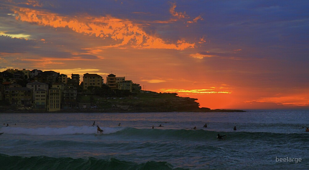 Aahh Bondi by beelarge