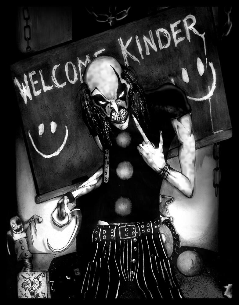 Welcome Kinder by Cellar Door FX