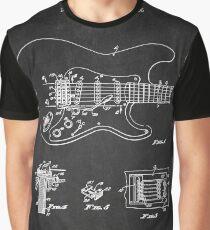 Fender Guitar Graphic T-Shirt