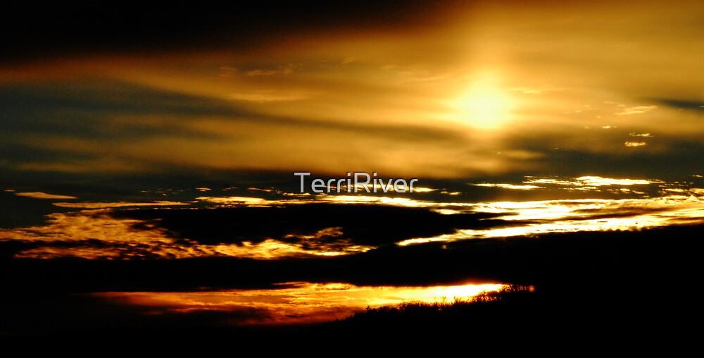 Sunrise series (1) by TerriRiver