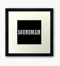 Soundman Framed Print