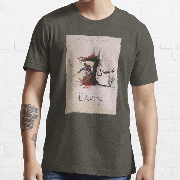 Seven Samurai Essential T-Shirt