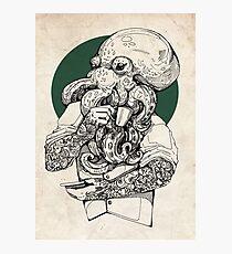 Mr Octopus Print/case Photographic Print