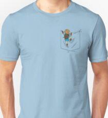Pocket Climbing Link Unisex T-Shirt