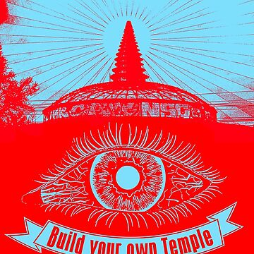 Build your own temple by henribanks