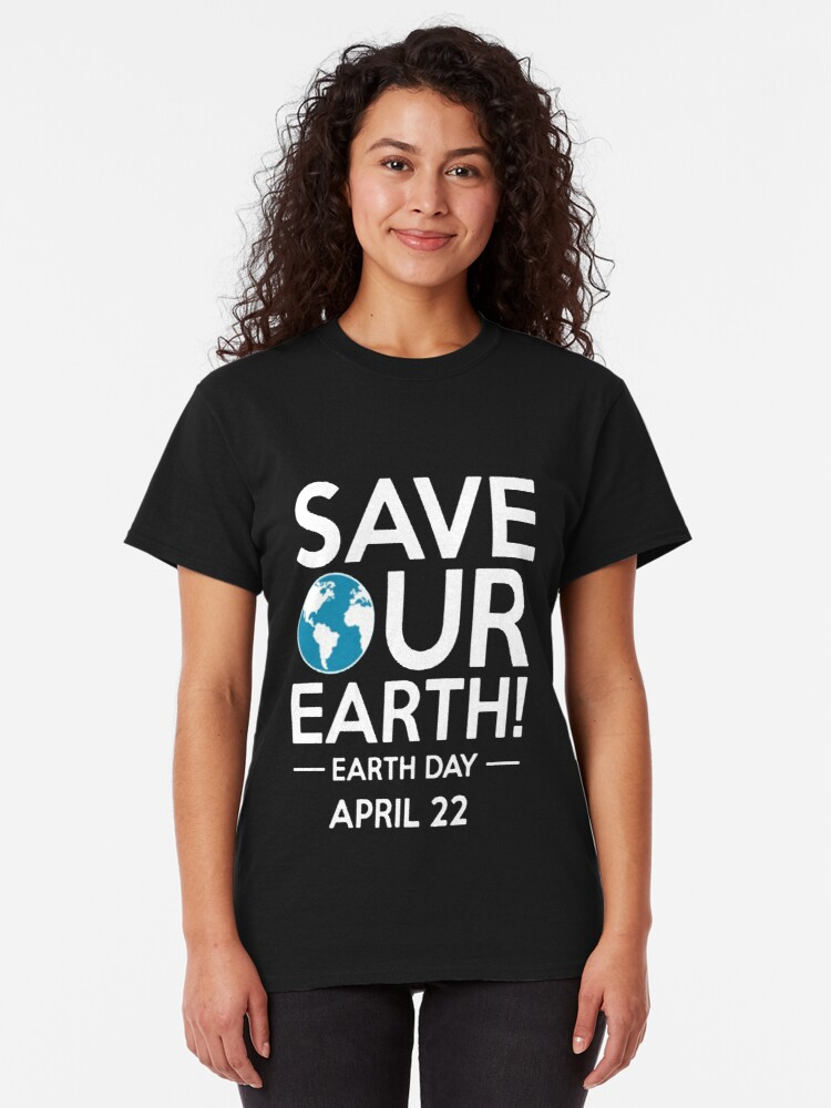 Alternative Ansicht von Cool Unless March for Science Earth Day Tshirt Classic T-Shirt
