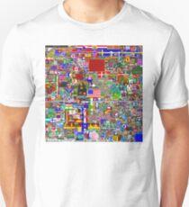 /r/place   Reddit Pixel Collaboration T-Shirt