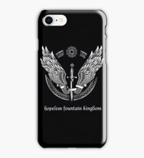 Hopeless fountain kingdom iPhone Case/Skin