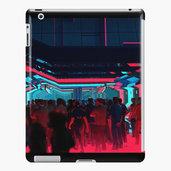 CYBER PUNK PARTY iPad Snap Case