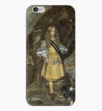 Gerard Ter Borch - Memorial Portrait Of Moses Ter Borch, 1669 iPhone Case