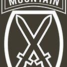10th Mountain white by jcmeyer