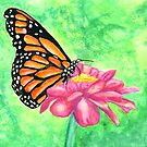 $$ Dollar Store Monarch $$ by William Burns
