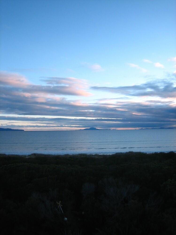 Tasmania, near Swansea by LoopGoose