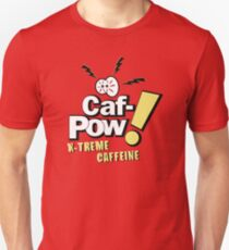Caf-Pow - X-Treme Caffeine Variant Unisex T-Shirt