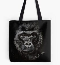 Lowland Gorilla Tote Bag