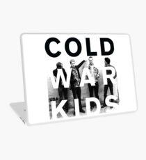 cold war kids Laptop Skin