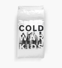 cold war kids Duvet Cover