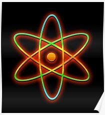 Atomar. Poster