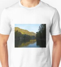 Tinker Toys In A Gorge  T-Shirt
