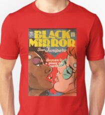 San Junipero // Comic Unisex T-Shirt