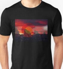 Sunrise over Colorado at Garden of the Gods T-Shirt