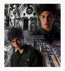 Alec Lightwood Photographic Print