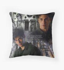 Alec Lightwood Throw Pillow