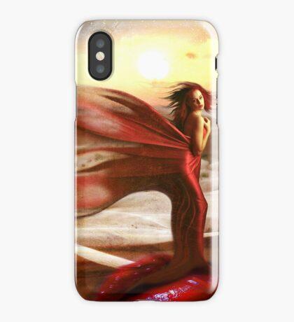 One breath of heat  iPhone Case