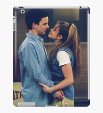 Cory and Topanga iPad Case/Skin