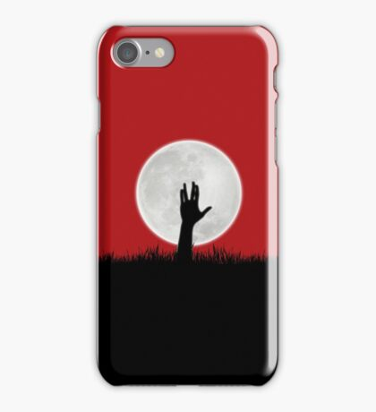 Zombie Spock iPhone Case/Skin