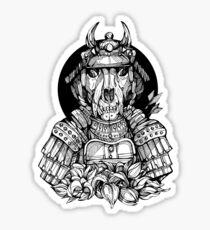 Samurai T Sticker