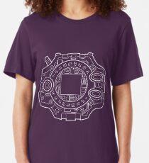 Adventurer's Device  Slim Fit T-Shirt