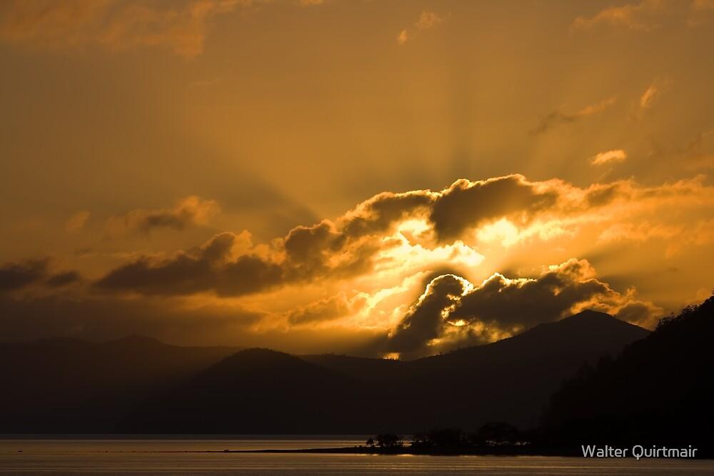 Sunrise by Walter Quirtmair