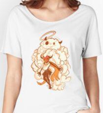 Cloud Guardian Women's Relaxed Fit T-Shirt