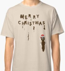 Merry Christmas from Mr Hankey Classic T-Shirt