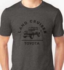 Land Cruiser Unisex T-Shirt
