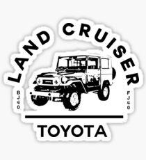 Land Cruiser Sticker