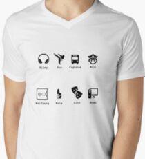 Sense8 Men's V-Neck T-Shirt