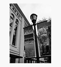 Yankee stadium Photographic Print