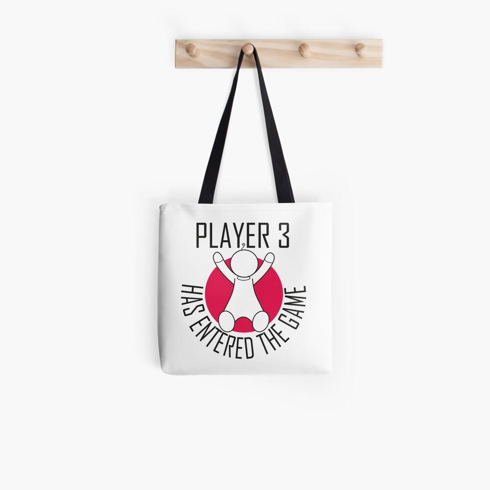 Spieler 3 hat das Spiel betreten Tote Bag