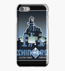 Join in the Shin-Ra corp. iPhone Case/Skin