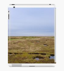 Norfolk marshes iPad Case/Skin
